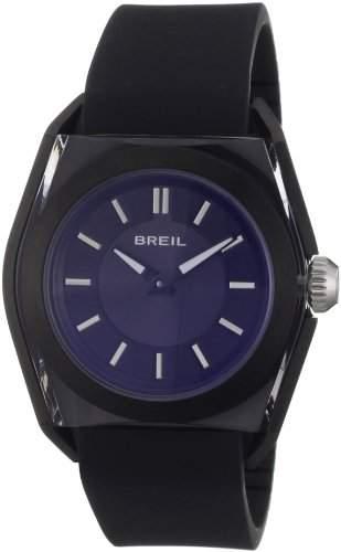 Breil Herren-Armbanduhr Analog Leder TW0808