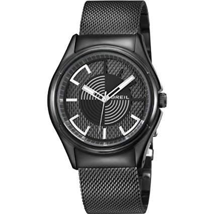 Breil MenArmbanduhr PH4900-C-PH01T Analog Armband TW1062 Schwarz