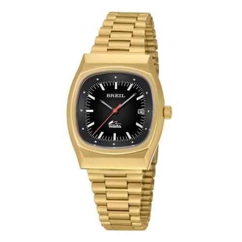 ORIGINAL BREIL Uhren Manta Vintage Herren Uhrzeit 10 ATM - tw1294