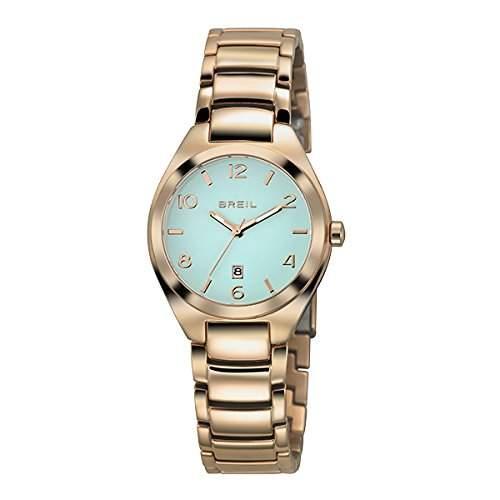 BREIL Uhren PRECIOUS Limited Edition Damen Uhrzeit IP Rosa - TW1374