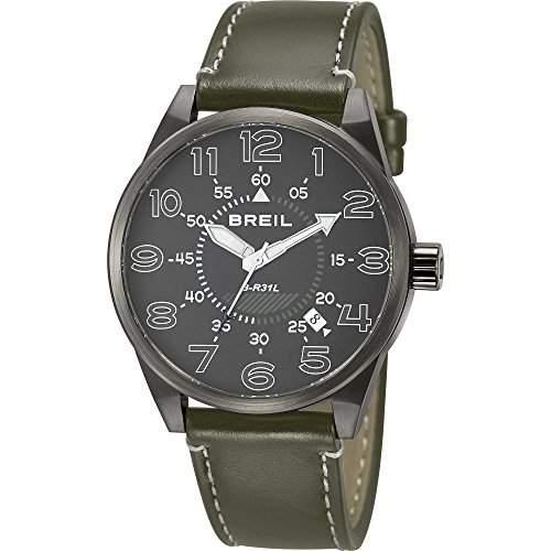 ORIGINAL BREIL Uhren FLIGHT CONTROL Herren Uhrzeit und Datum - TW1385