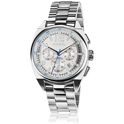 BREIL Uhren MASTER Herren Chronograph Weiss - TW1403