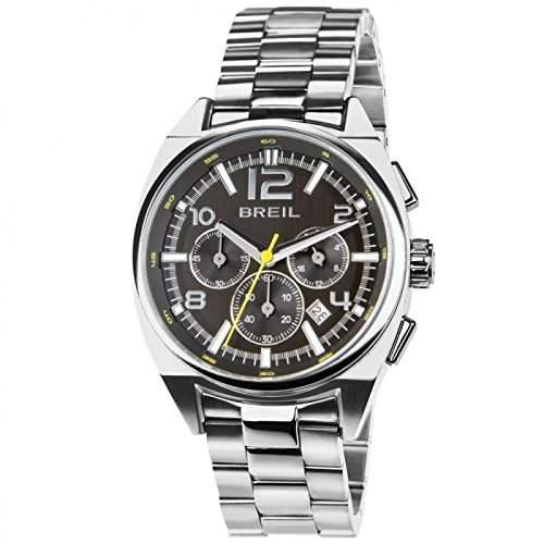BREIL Uhren MASTER Herren Chronograph Edelstahl - TW1406