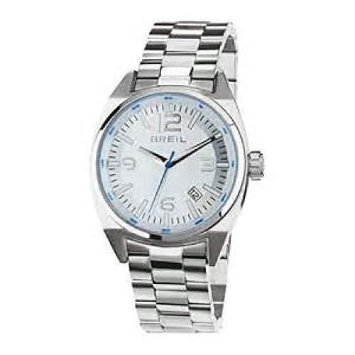 BREIL Uhren MASTER Herren Uhrzeit Silber TW1408