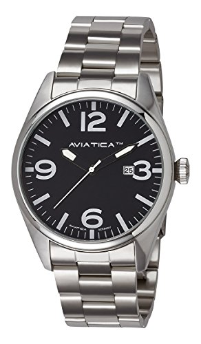 AVIATICA Armbanduhr Herren Fliegeruhr Flight Commander Collection IV 03174013