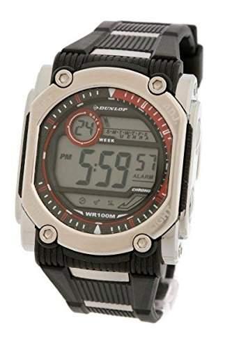 DUN-78-G07 - armband uhr herren DUNLOP