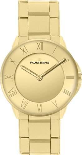 Jacques Lemans Classic Damenarmbanduhr Sydney 1-1555G