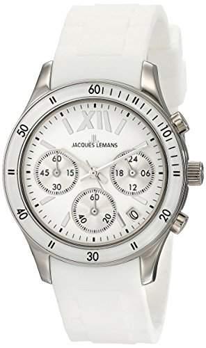 Jacques Lemans Sports Damen-Armbanduhr Rome Sports 1-1587B