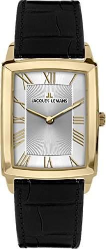 Jacques Lemans Classic Damenarmbanduhr Bienne 1-1612E