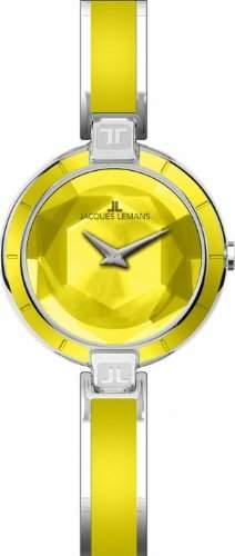 Jacques Lemans La Passion Damen-Armbanduhr XS Vedette Analog verschiedene Materialien 1-1613E