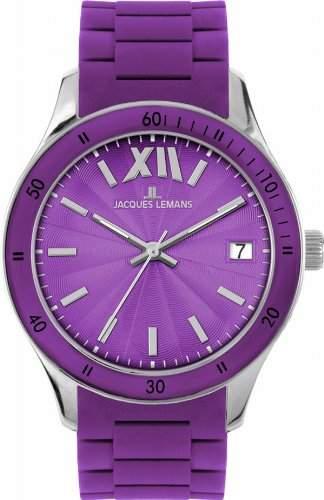 Jacques Lemans Sports Unisex-Armbanduhr Rome Sports 1-1622K