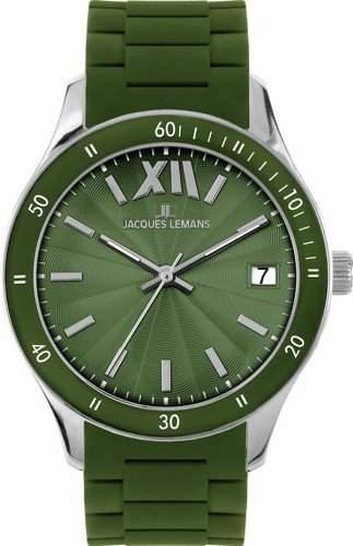 Jacques Lemans Sports Damen-Armbanduhr Rome Sports 1-1623N