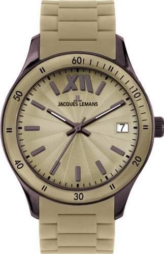 Jacques Lemans Sports Damen-Armbanduhr Rome Sports 1-1623S