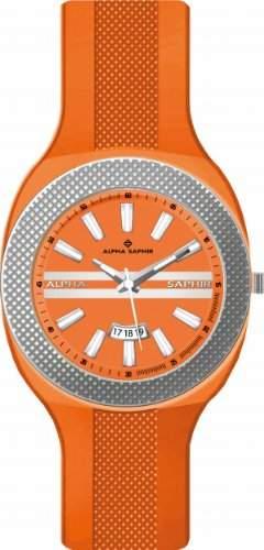 Jacques Lemans Unisex-Armbanduhr Analog Quarz Silikon 373G