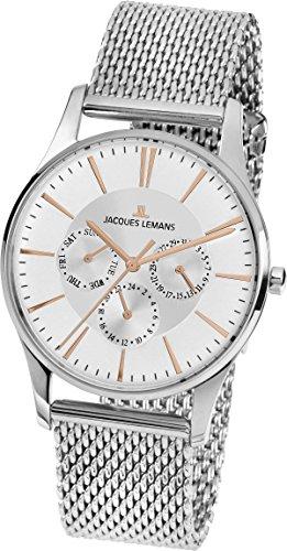 Jacques Lemans Unisex Armbanduhr 1 1929F