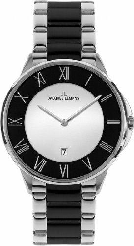 Jacques Lemans Classic Herrenarmbanduhr Sydney 1 1554E