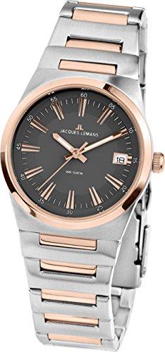 Jacques Lemans Damen Armbanduhr 1 1930C