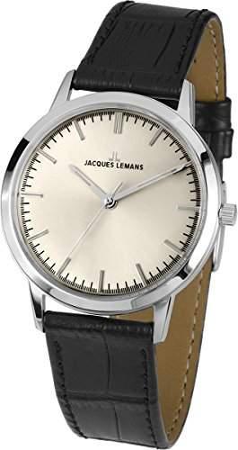 Jacques Lemans Nostalgie Damenarmbanduhr N-1563A