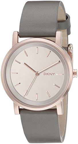 DKNY Damen Soho Analog Casual Quartz Reloj NY2341