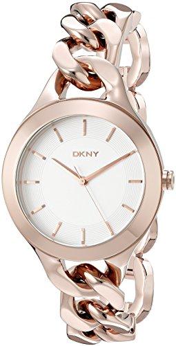 DKNY Damen Chambers Analog Casual Quartz Reloj NY2218