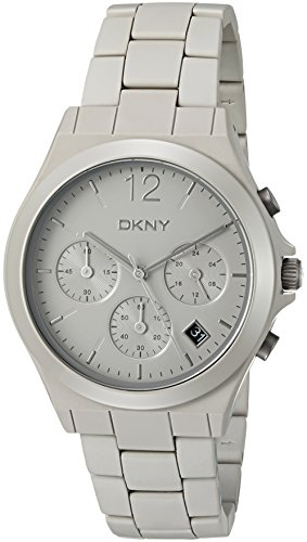 DKNY Damen Chronograph Analog Dress Quartz Reloj NY2443
