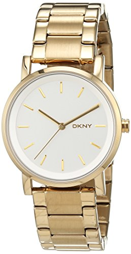 DKNY Analog Quarz Edelstahl NY2343
