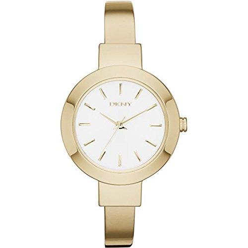 DKNY Damen Armbanduhr Digital Quarz Edelstahl NY2350