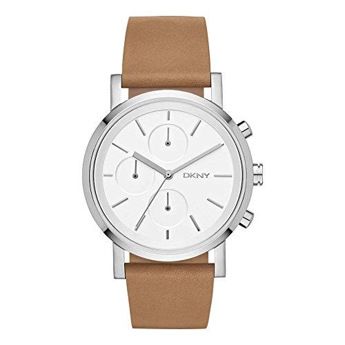 DKNY Soho Chronograph Quarz Leder NY2336