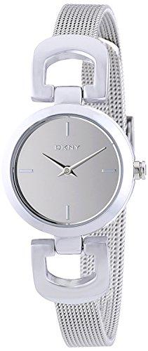 DKNY XS Analog Quarz Edelstahl NY2100
