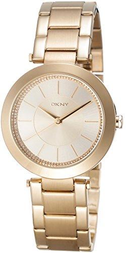 DKNY Damen Stanhope Analog forretning Quarz Batterie Reloj NY2286
