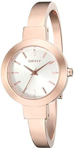 DKNY Damen-Armbanduhr Digital Quarz Edelstahl NY2351