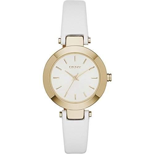 DKNY Damen-Armbanduhr Digital Quarz Edelstahl NY2353