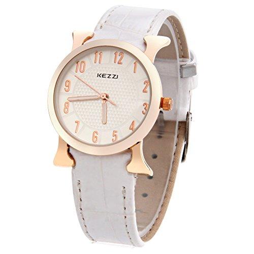Leopard Shop kezzi K 763L weiblich Quarz Luminous Zeiger Arabische Zahl Display Armbanduhr 1