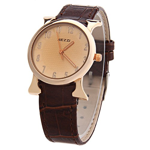 Leopard Shop kezzi K 763L weiblich Quarz Luminous Zeiger Arabische Zahl Display Armbanduhr 2