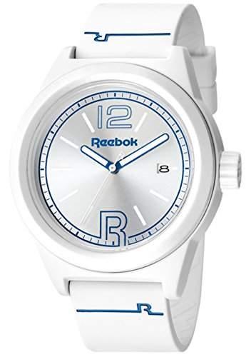 Reebok Herren-Armbanduhr Classic R Analog Quarz Silikon RC-CNL-G3-PWPW-WL