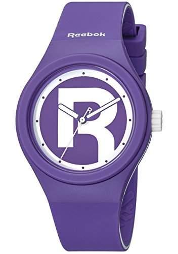 Reebok Damen-Armbanduhr Icon Analog Quarz Silikon RC-IDR-L2-PUIU-UW