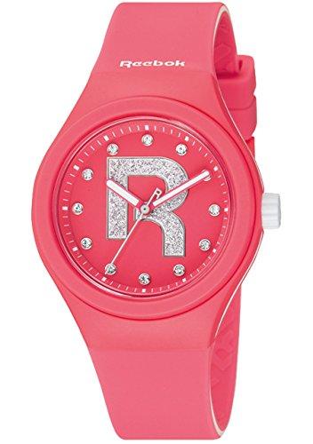 Reebok Damen Armbanduhr Icon Analog Quarz Silikon RC IDB L2 PPIP PW