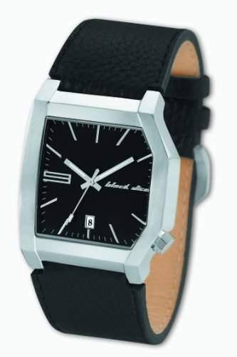Black Dice Herren-Armbanduhr Edge Analog edelstahl schwarz BD 063 01