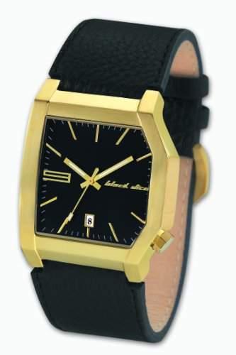 Black Dice Herren-Armbanduhr Edge Analog edelstahl beschichtet schwarz BD 063 04