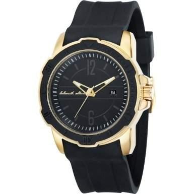 Black Dice Herren-Armbanduhr Vibe Analog silikon schwarz BD 065 03