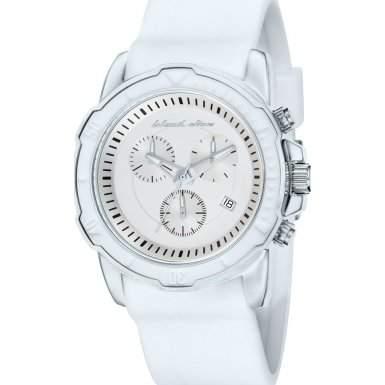 Black Dice Herren-Armbanduhr Vibe Chronograph Quarz Silikon BD 066 03
