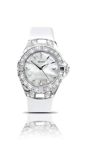 Seksy Damen-Armbanduhr Analog Quarz 443027