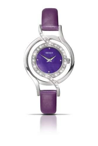 Seksy Damen-Armbanduhr Analog Quarz 452437