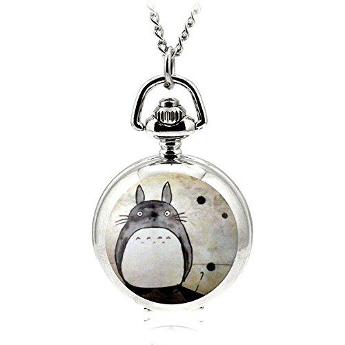R timer Totoro Taschenuhr 4