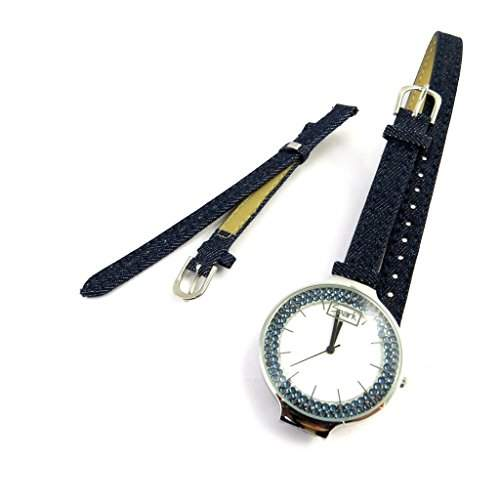 Dual watch Sissiblue jeans