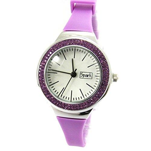Dual watch Sissilila flieder