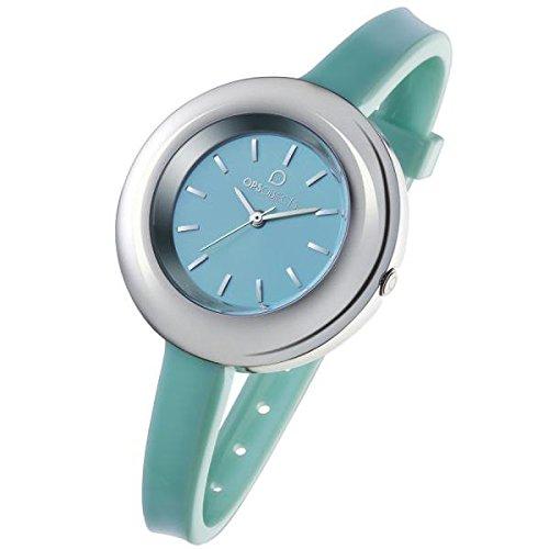OPS Uhren Lux edition zeit Cyan OPSPW 338