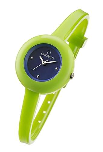 OPS Uhren OPS! CHERIE Damen Uhrzeit Blau Gruen - OPSPW-222