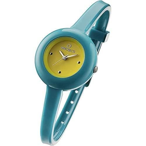 OPS Uhren OPS! CHERIE Damen Uhrzeit Gelb Cyan - OPSPW-223