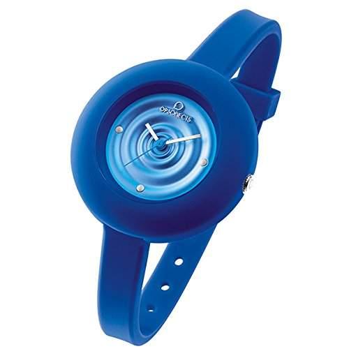 OPS Uhren RAINDROP Damen Blau - opspw-294